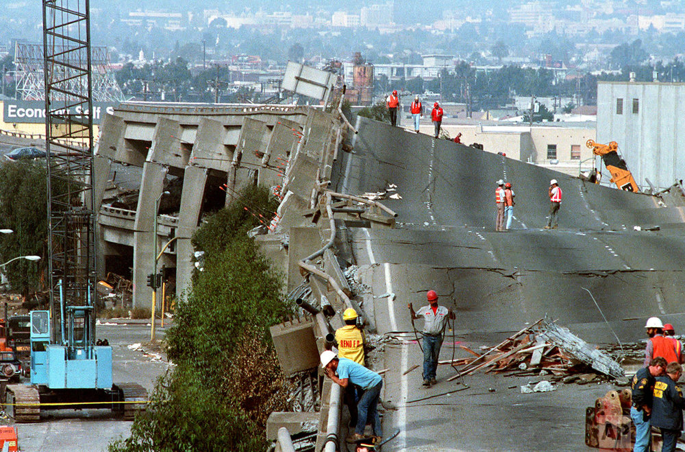Earthquake | Oct. 19, 1989