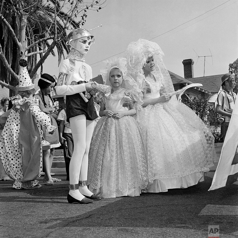 Halloween Parade | Oct. 20, 1962