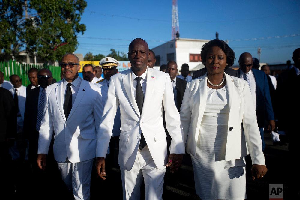 Haiti Anniversary