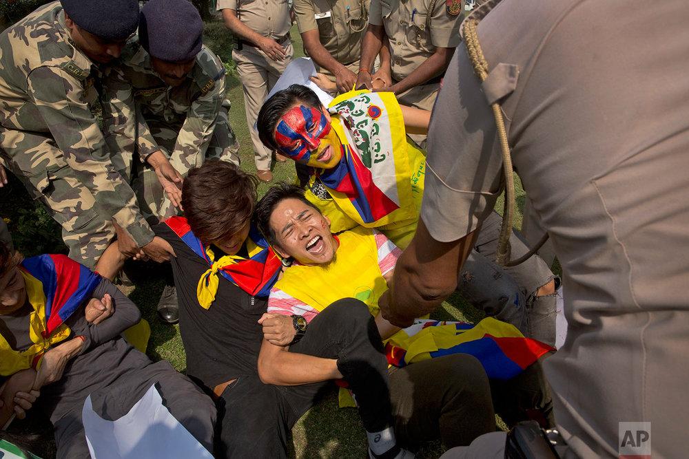 India Tibet China