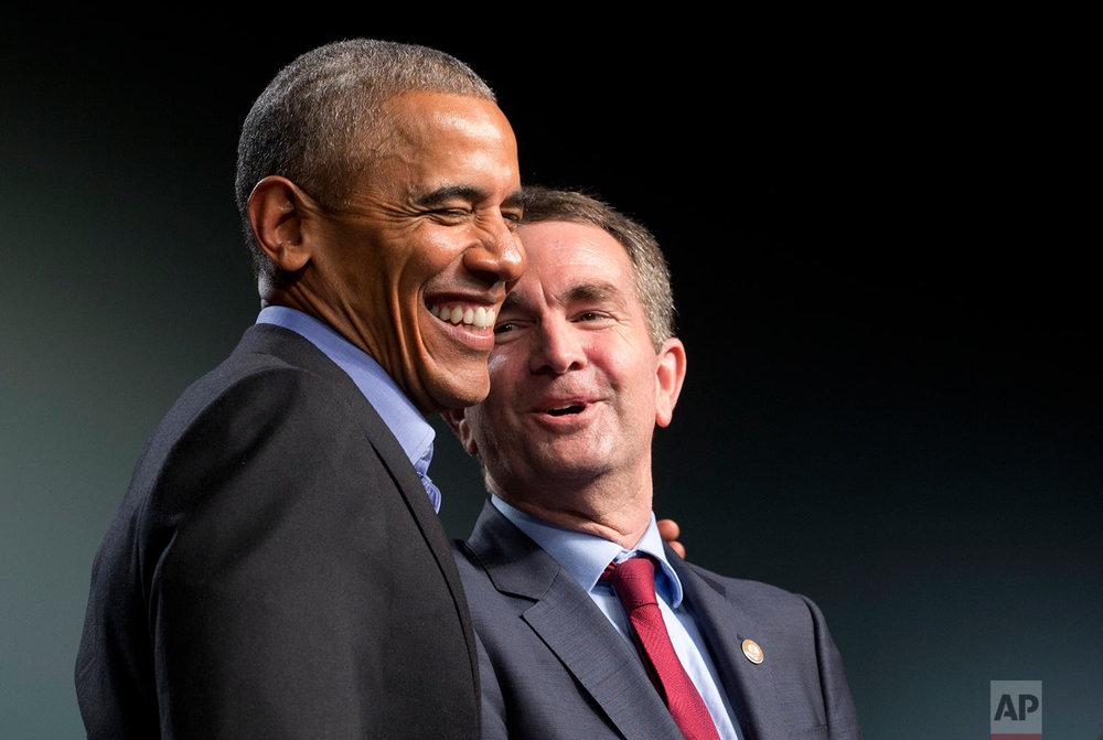 Governor's Races Obama