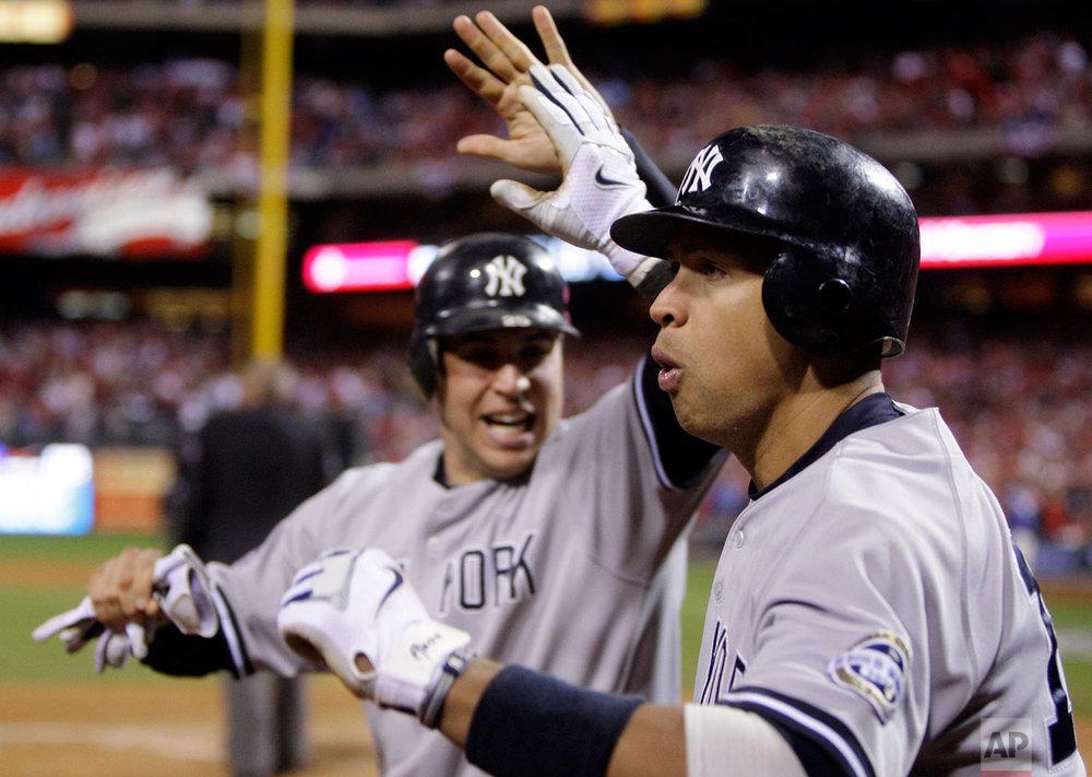 World Series Yankees Phillies Baseball