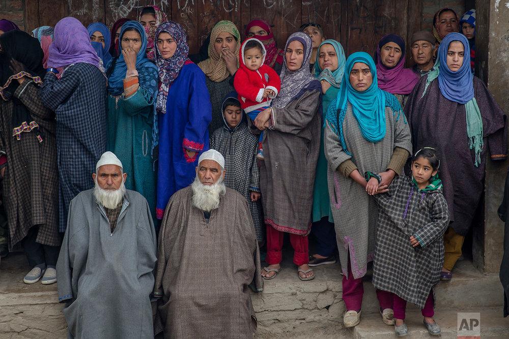 India Kashmir Gunbattle