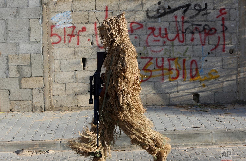 Palestinians Militants
