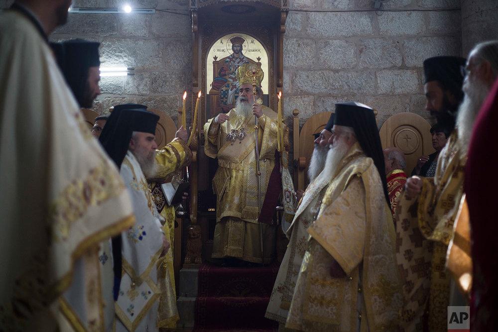 Israel Greek Orthodox Church