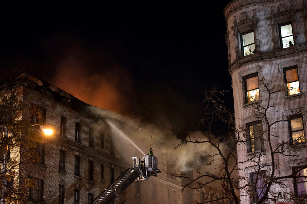 Harlem Fire