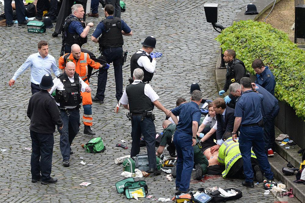 London Attack