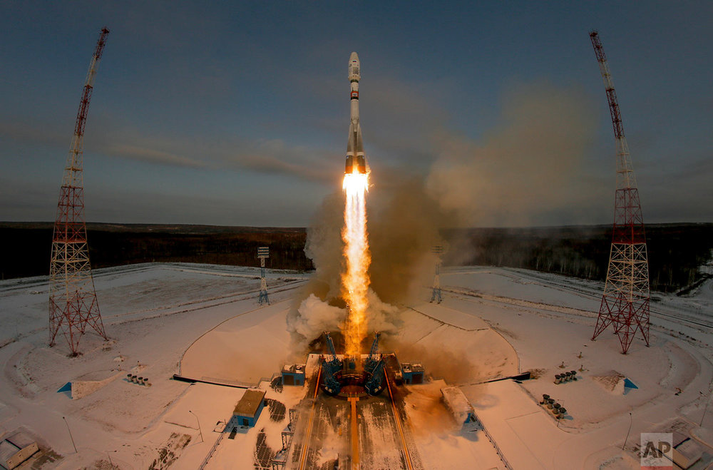 Russia Space