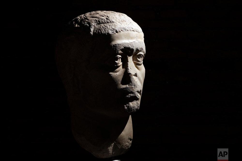 Italy Trajan Exhibit