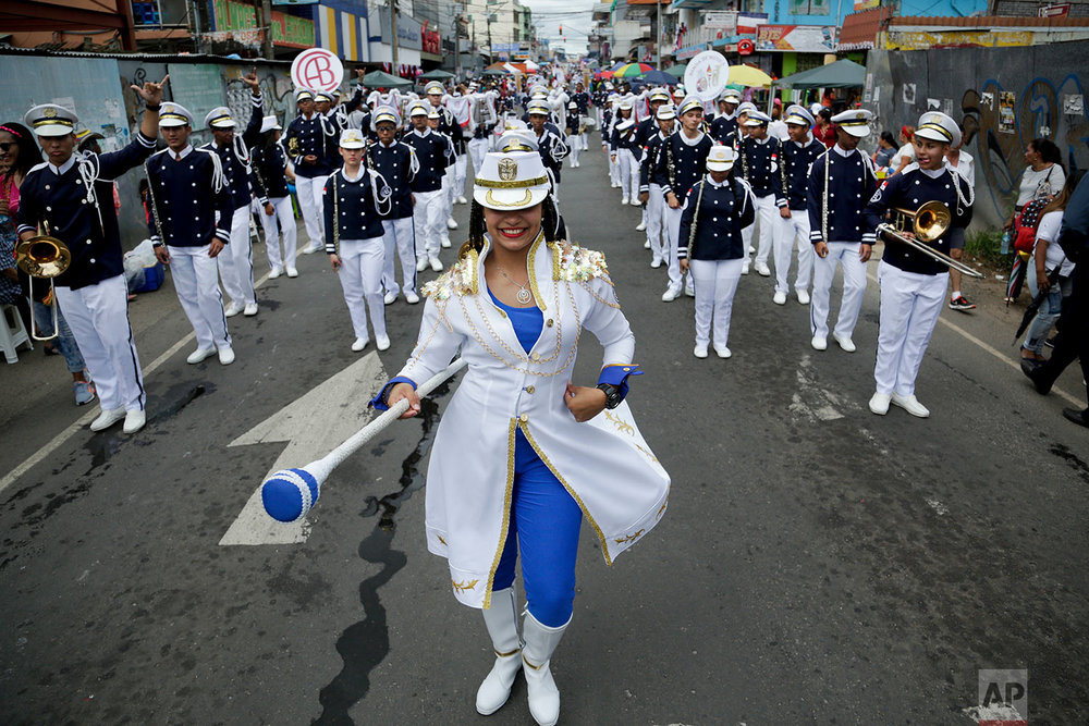 Panama Independence Celebration