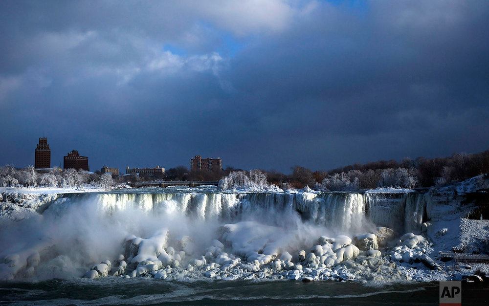 Deep Freeze Niagara Falls