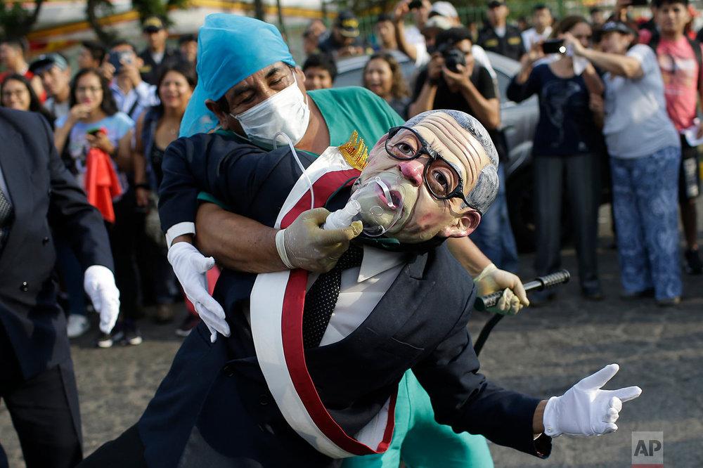 Peru Political Crisis