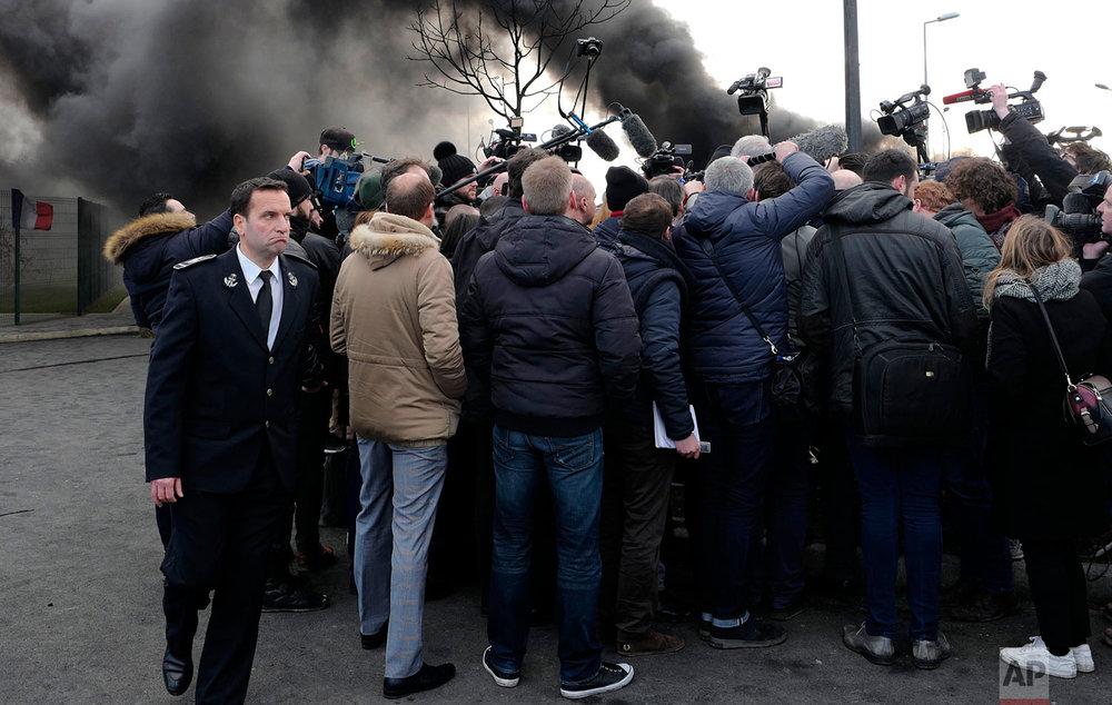 France Prison Protests