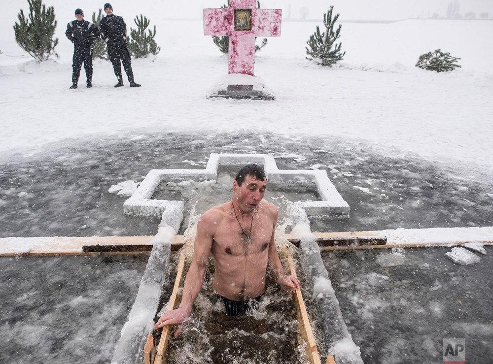 Ukraine Orthodox Epiphany