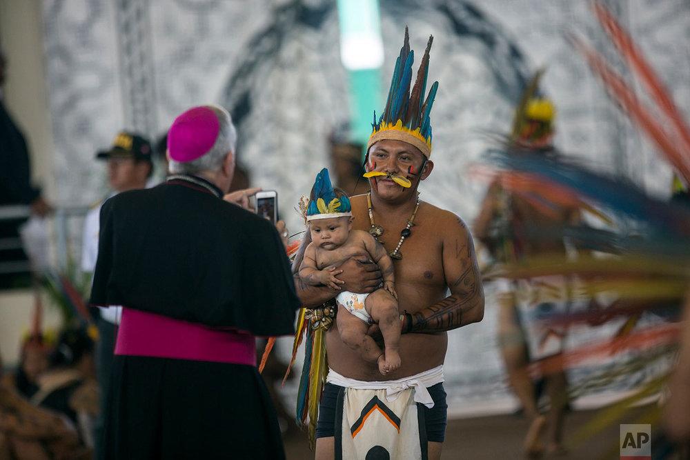 Peru Pope