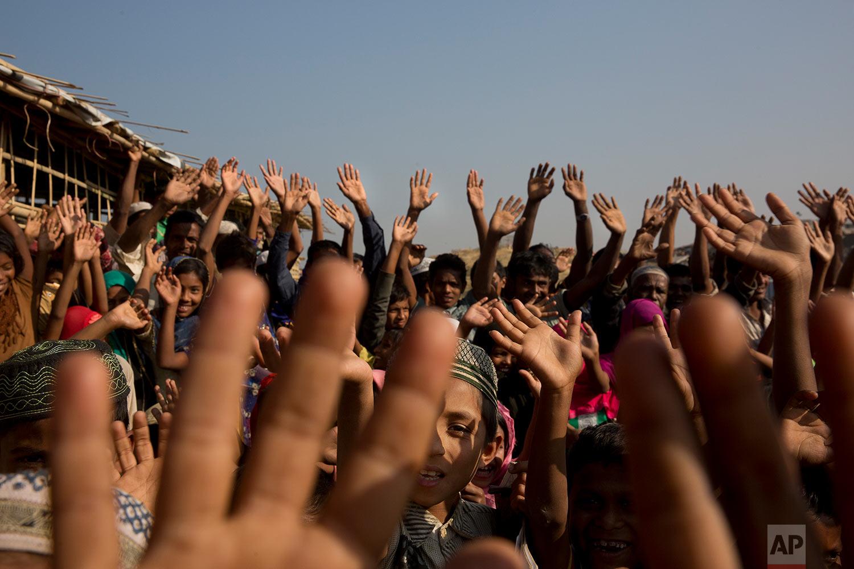 Bangladesh Rohingya Repatriations