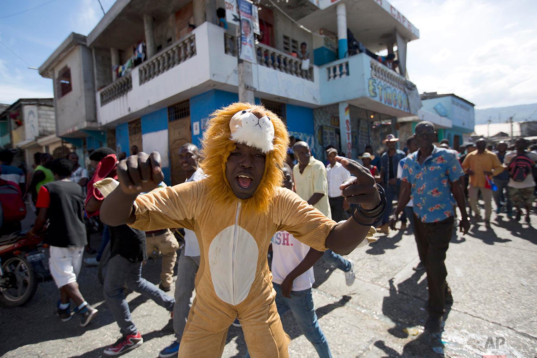 Haiti Trump Reactions