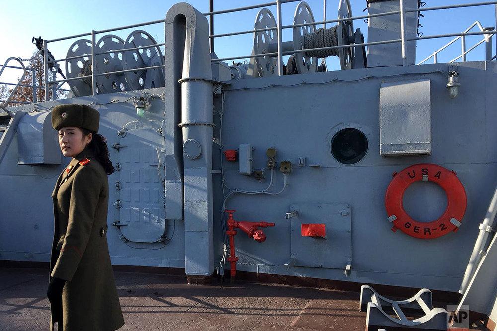 North Korea USS Pueblo