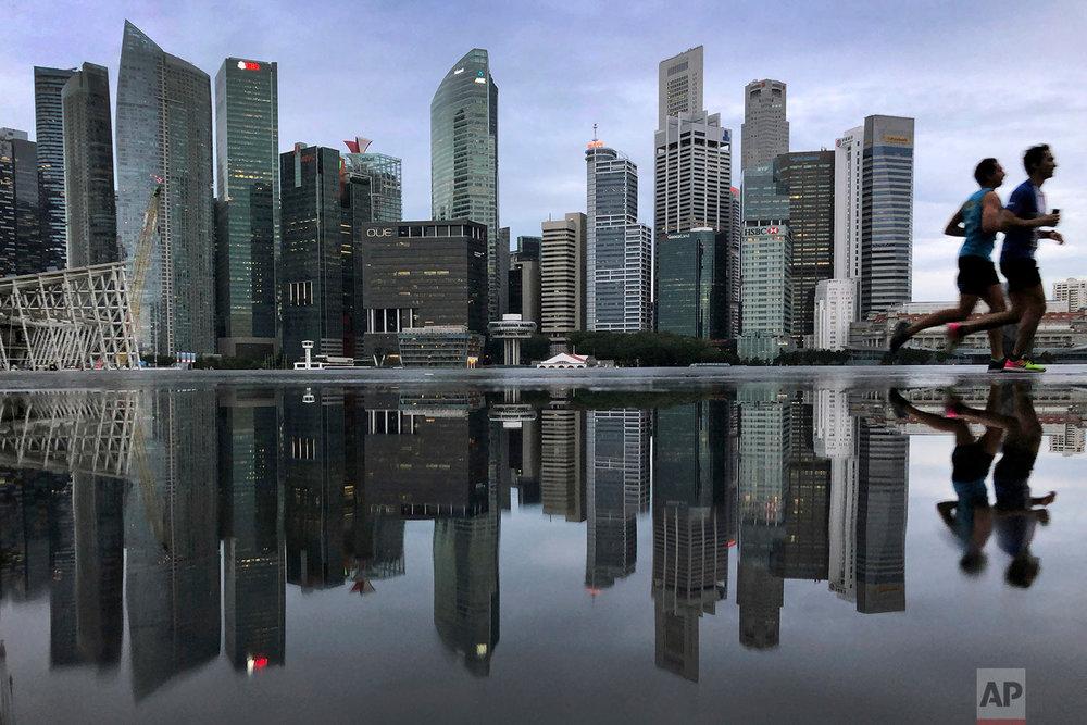 Singapore Daily Life