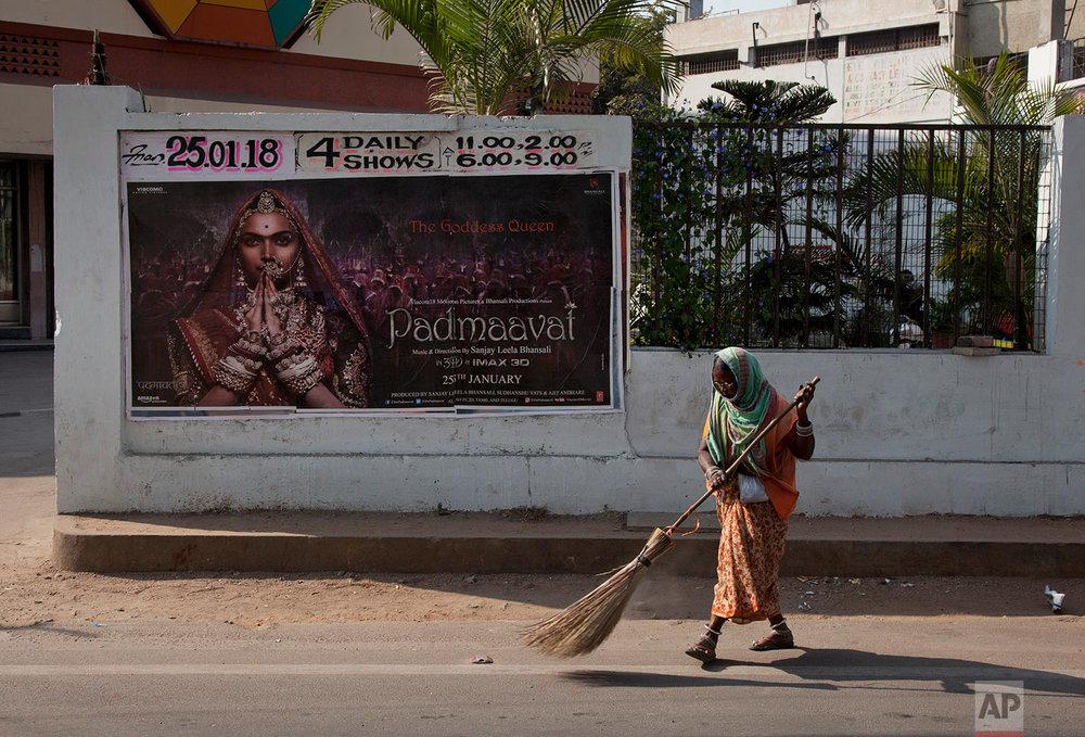 India Film Under Attack