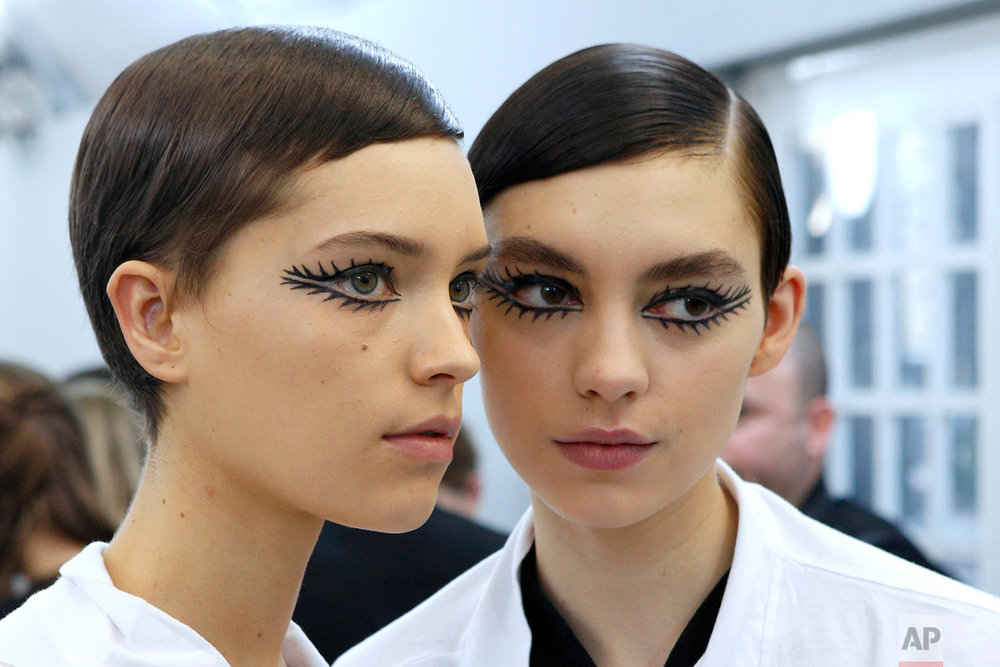 Christian Dior Backstage