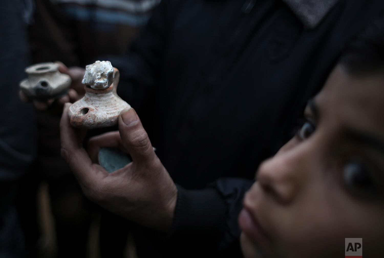 Gaza Archeology