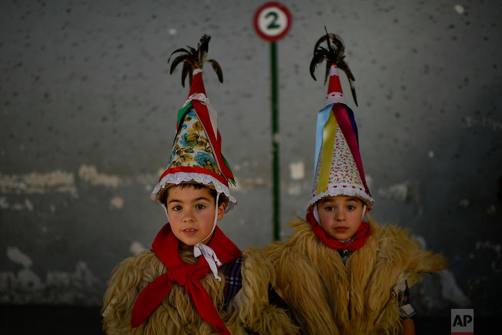 Spain Traditional Carnival