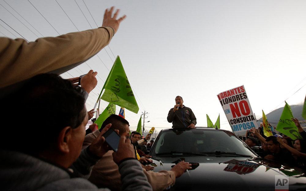 Ecuador Referendum