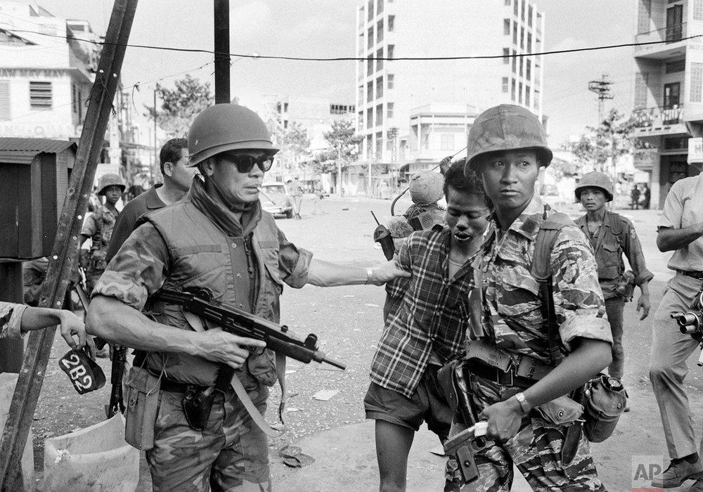Vietnam War Saigon Execution