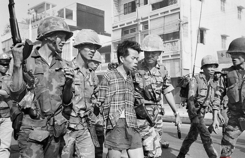 Vietnam AP Was There Tet Offensive
