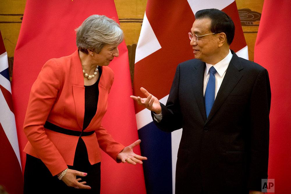 China Britain