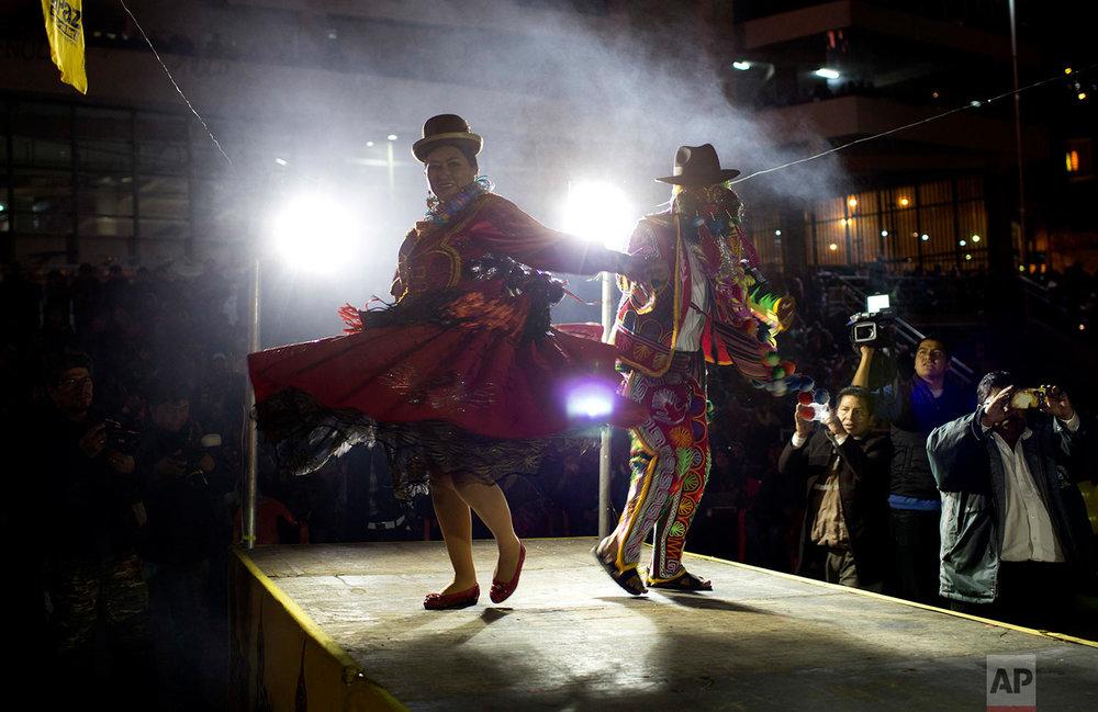 Bolivia Carnival
