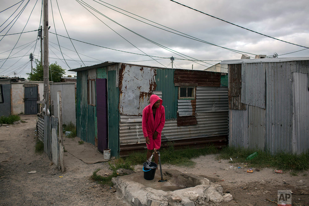 South Africa Cape Town Water Crisis