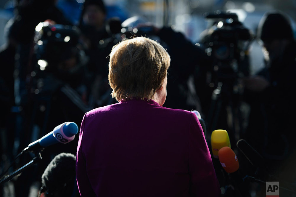 Germany Coalition Talks