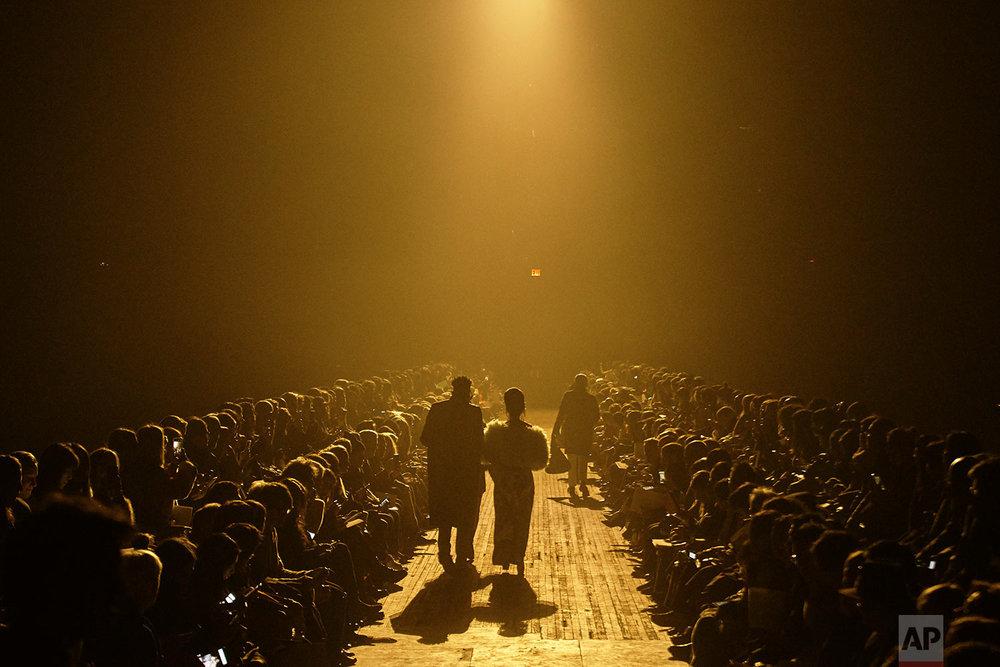 NY Fashion Week Marc Jacobs