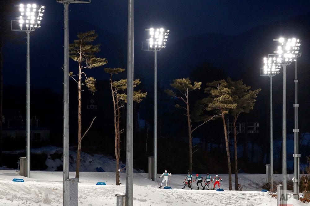 Pyeongchang Olympics Nordic Combined Men