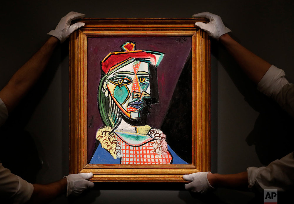 Britain Picasso Auction