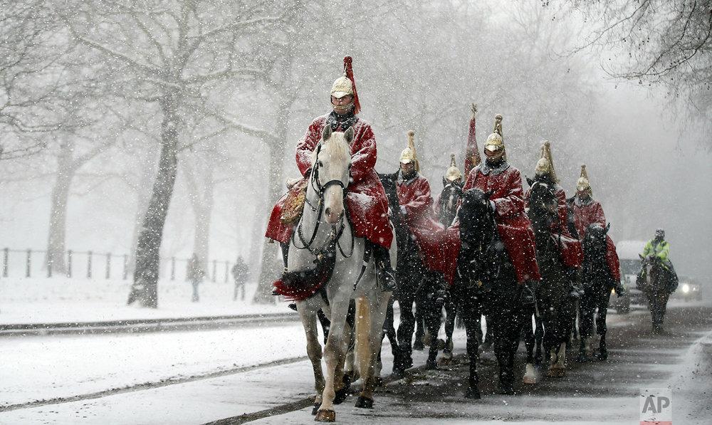 Britain Europe Weather