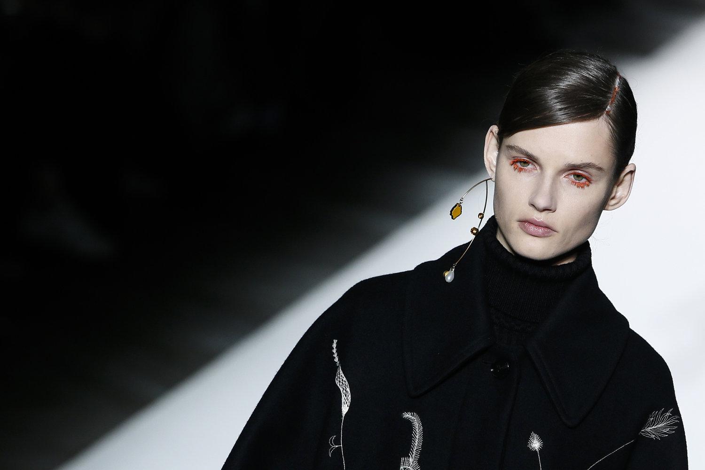 Paris Fashion Dries Van Noten