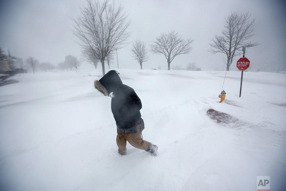 Northeast Storm Maine