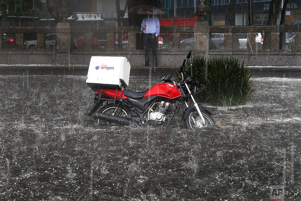 Mexico Rain