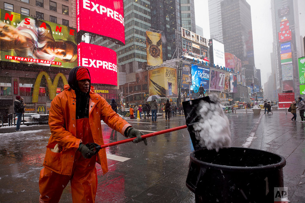Northeast Storm New York
