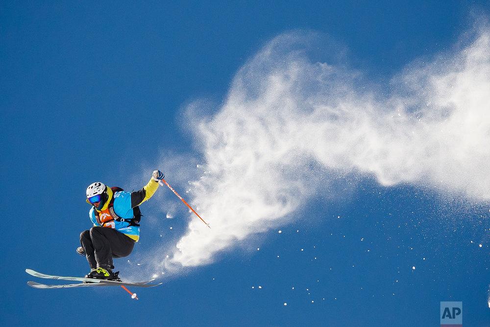 Switzerland Ski Freeride