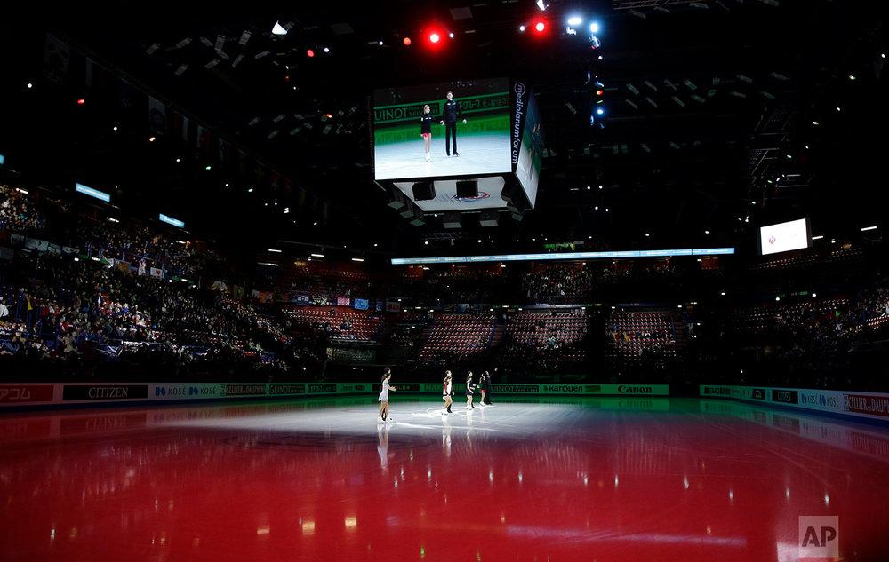 Italy Figure Skating Worlds