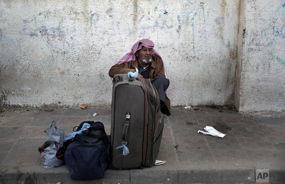 Palestinians Egypt