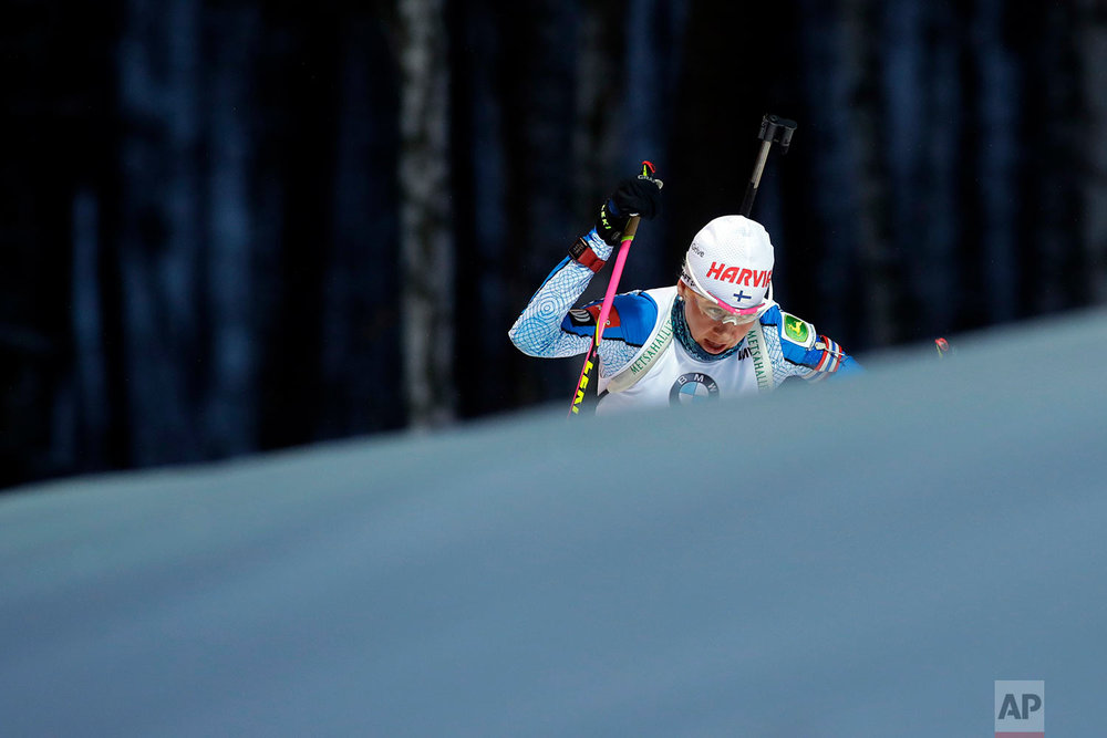 Russia Biathlon World Cup