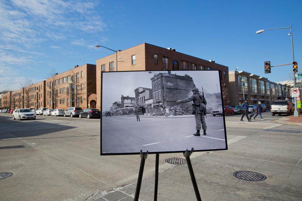 MLK50 Washington Unrest Photo Gallery