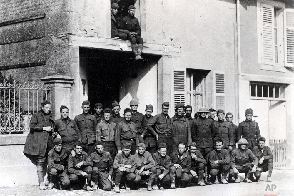 France US World War I