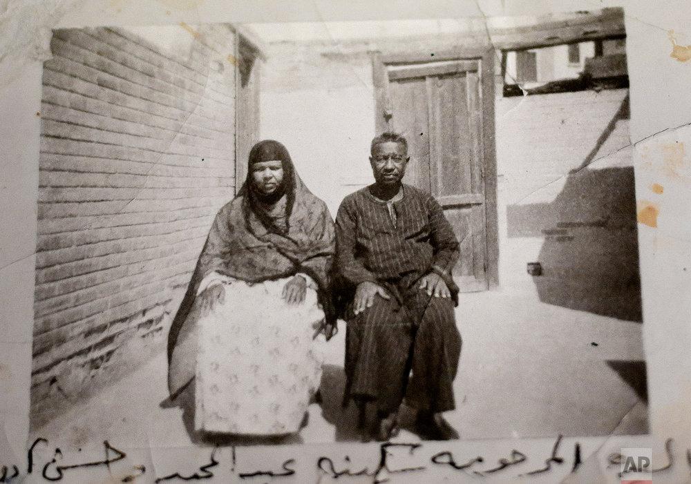 Egypt Nubians Dreams