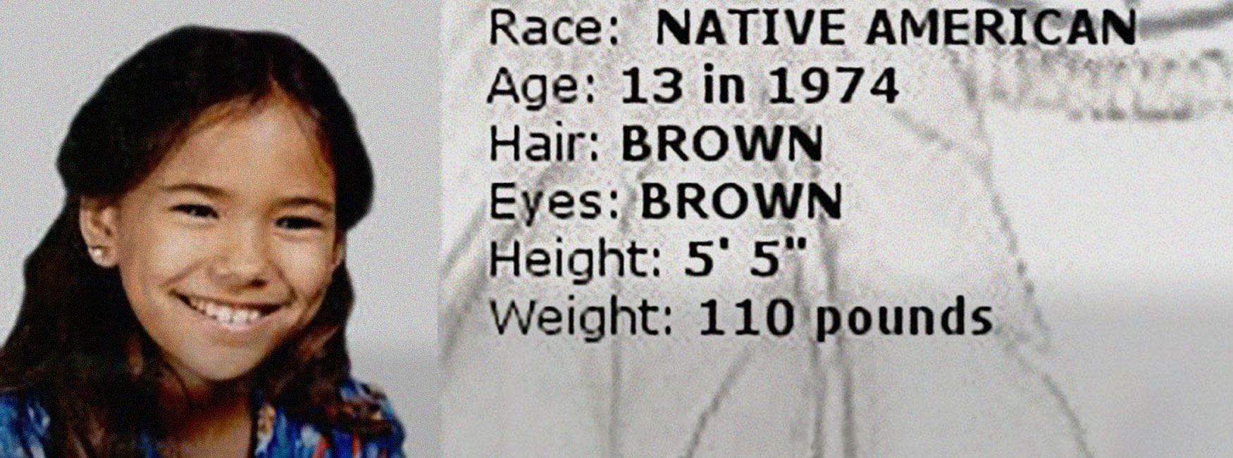 Haunting stories behind missing posters of Native women and
